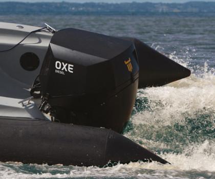 Proteum OXE Marine Diesel Engine