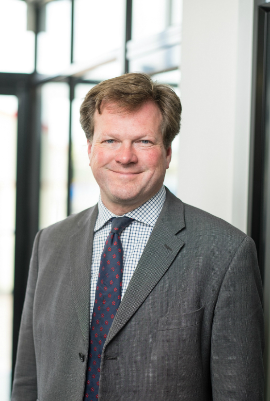 Nick Ames - Chief Executive, SC Group