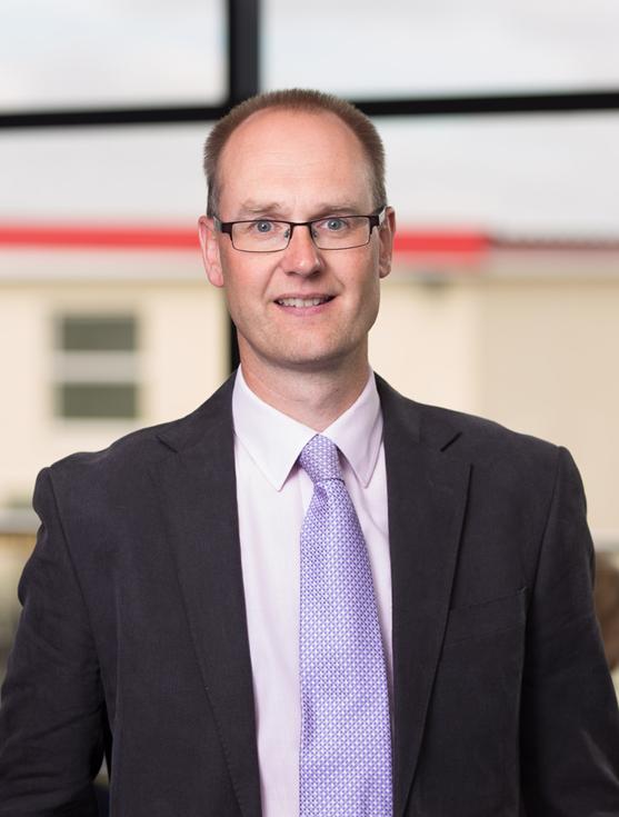 Steve Austen - Engineering Director and Chief Engineer, SC Group