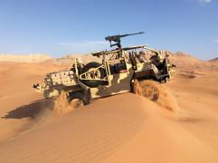 HMT 400 Desert approved
