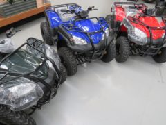 Ecocharger is delighted to announce that the Ecocharger electric quad bike is available in Australia and New Zealand. Two variants of the Ecocharger are being built and sold in Australia and New Zealand; the 4WD Eliminator and the 2WD Dominator.