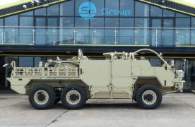 UK Special Forces vehicle designer and manufacturer, Supacat, has announced the recent delivery of the first production HMT Extenda vehicle to the Norwegian Armed Forces.