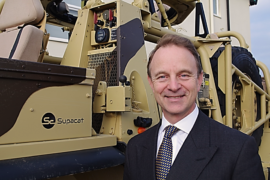 Robert Talbot-Rice appointed non-Executive Director